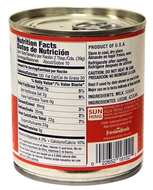 Amazon.com : Black & White sweetened condensed milk 14 oz (pack of 4) : Grocery & Gourmet Food