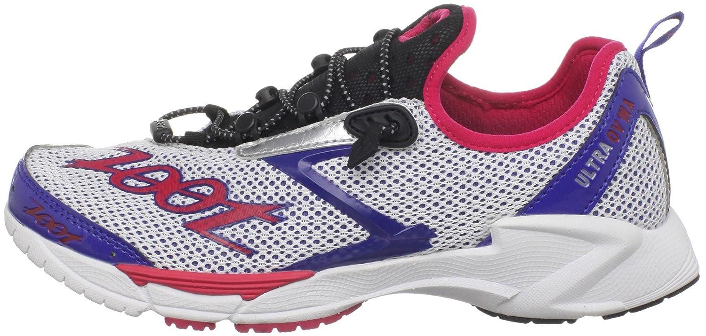 Amazon.com | Zoot Womens Ovwa Running Shoe, Indigo/White/Silver, 6.5 M US | Running