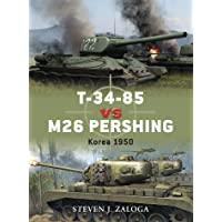 T-34-85 vs M26 Pershing: Korea 1950: Korea 1950: 32
