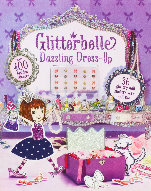 Download Glitterbelle Dazzling Dress-Up pdf