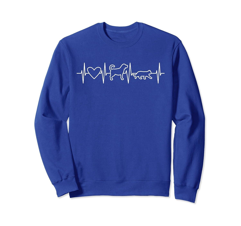 b97b1dbb Veterinarian Gift Sweatshirt Love Vet Tech Animal Lover Tee-ah my shirt ...