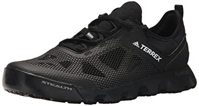 15274e9d192 adidas outdoor Men s Terrex CC Voyager Aqua Walking Shoe Black