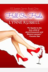 Hell On Heels (PJ Santini Series Book 1) Kindle Edition