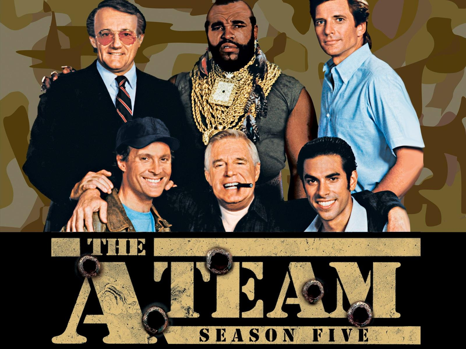 Amazon The A Team Season 5 Digital Services LLC