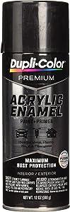 Dupli-Color Black Stainless Steel Premium Acrylic Enamel Spray Paint