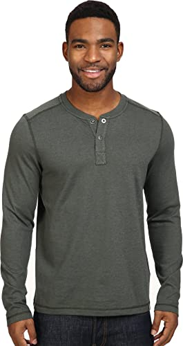 bc75f37f12ec The North Face Mens Long Sleeve Copperwood Henley at Amazon Men's Clothing  store: