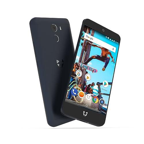 "Wileyfox Swift 2 X 32GB with 3GB RAM 5.2"" FHD (Dual SIM 4G) SIM-Free Smartphone Android Oreo 8.1 - Midnight"
