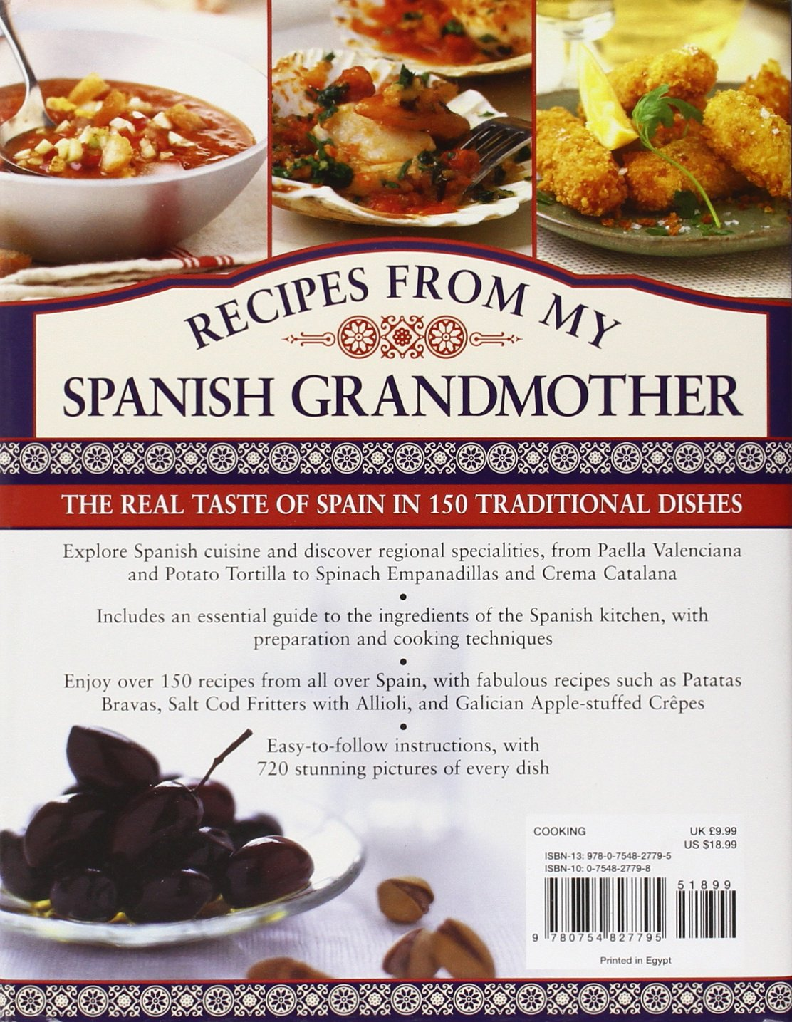 Recipes from my spanish grandmother amazon pepita aris libros recipes from my spanish grandmother amazon pepita aris libros en idiomas extranjeros forumfinder Images