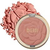 Milani Rose Powder Blush - Tea Rose (0.6 Ounce) Cruelty-Free Blush - Shape, Contour & Highlight Face with Matte or Shimmery C