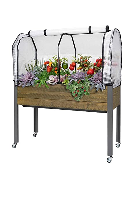 Garden Structures & Shade Equipment Garden & Patio Planter ... on raised bed aquaponics, raised bed plans, raised bed greenhouse growing, raised bed kits,