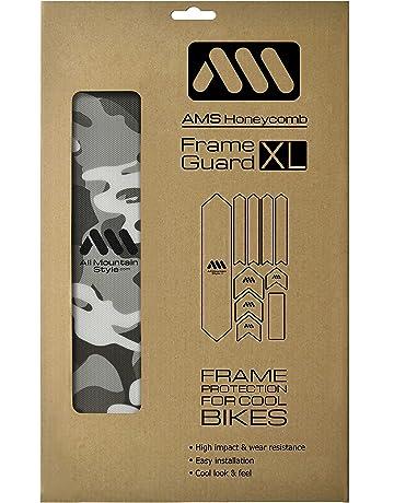 All Mountain Style Protector de Cuadro XL– Protege tu bicicleta de las rayadas y golpes