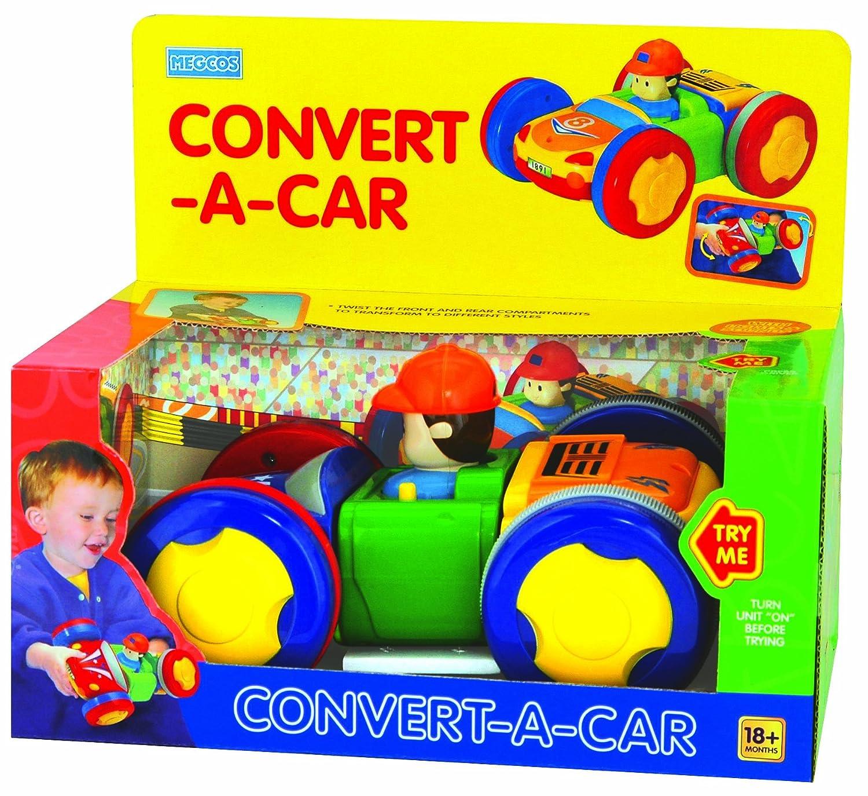 megcos Convert a Car