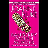 Raspberry Danish Murder (A Hannah Swensen Mystery Book 22) book cover