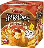 カルビー じゃがビー Jagabee バターしょうゆ味 90g × 12個