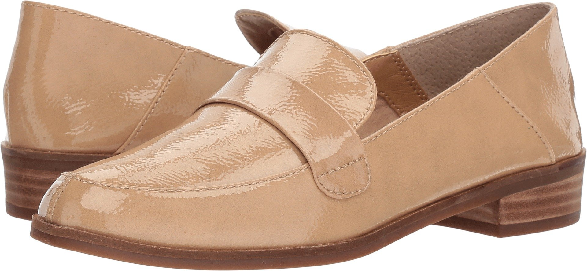 Lucky Brand Women's Chantara Loafer Flat, Nude, 7 M US