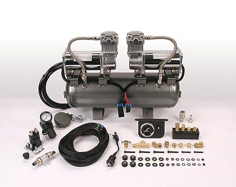 Universal 400 C Compresor 150 PSI de alta velocidad 2 sobre 2 atornillado de plataforma