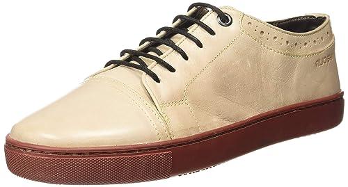 Ruosh Men's 1831141040 Leather Sneakers