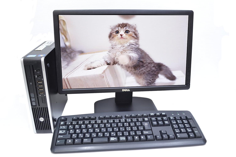 経典ブランド 新品キーボード付 超小型デスクトップパソコン US HP 8200 Elite US クアッドコア Core i5-2500S(2.70GHz) DVDマルチ HP メモリ2G 250GB DVDマルチ Windows7 B01BZLJW38, クマヤマチョウ:f99fc923 --- arbimovel.dominiotemporario.com