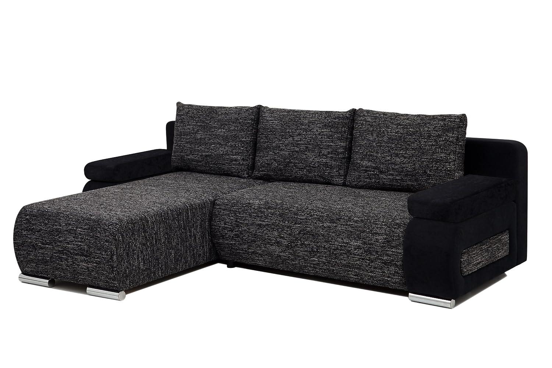 B-Famous Sofa | B Famous Polsterecke Ulm Federkern Incl Schlaffunktion Schenkelmass