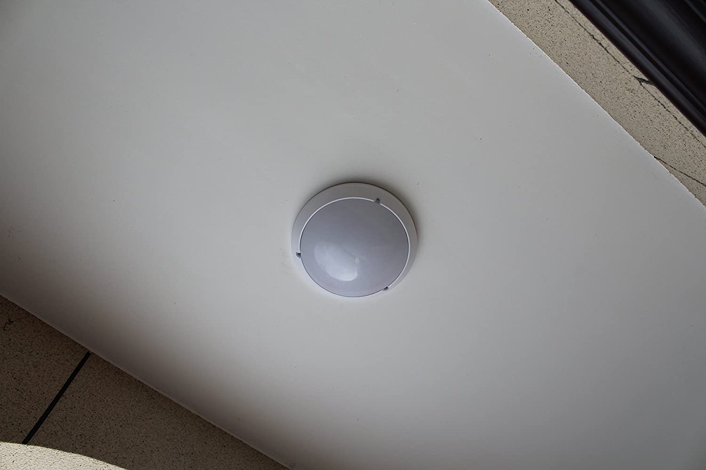Plafoniere Esterne Con Sensore : Zeyun plafoniera a soffitto parete con sensore microonde w