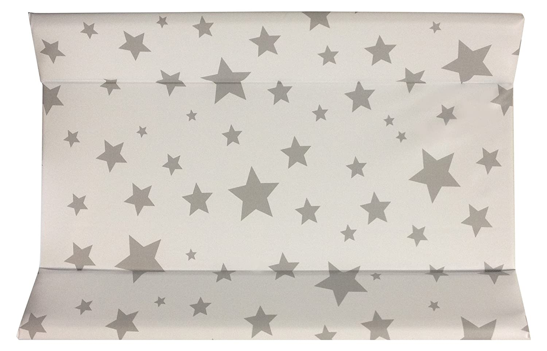 Plastimyr Estrellas - Vestidor rígido con topes, color blanco: Amazon.es: Bebé