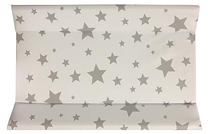 Plastimyr Estrellas - Vestidor rígido con topes, color blanco