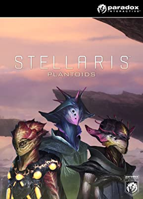 Stellaris: Plantoids Species Pack [Online Game Code]