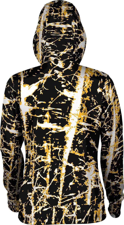 School Spirit Sweatshirt Distressed ProSphere University of Maryland Baltimore County Girls Pullover Hoodie