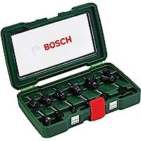 Bosch 2607019466 - Set con 12 fresas