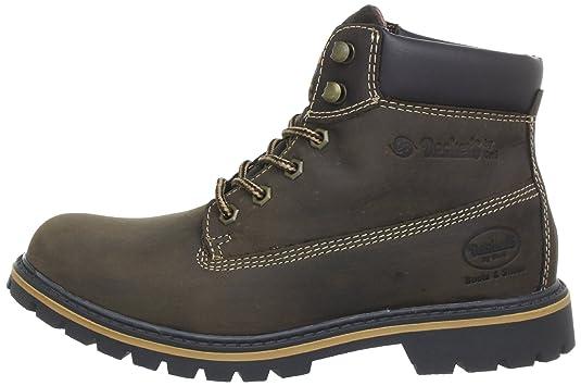 Dockers by Gerli330503 - botas desert Hombre, color Marrón, talla 48 EU (13 Herren UK): Amazon.es: Zapatos y complementos
