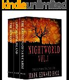 Nightworld, Vol 1: Three Supernatural Thrillers (Boxed Set)