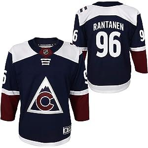 check out 6331d 83053 Amazon.com: Nathan MacKinnon Colorado Avalanche Burgundy NHL ...