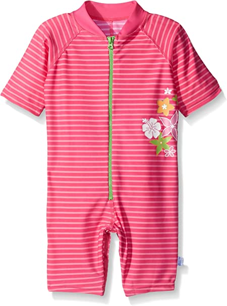 by green sprouts Girls Sunsuit i play