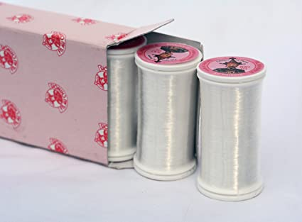 New High Quality Silver Metallic 100m Sewing Thread For Hand Or Machines