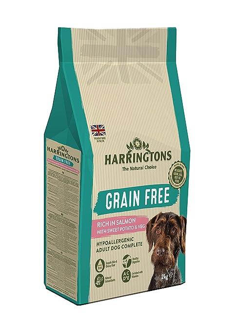 Harringtons Grain Free Hypoallergenic Salmon And Sweet