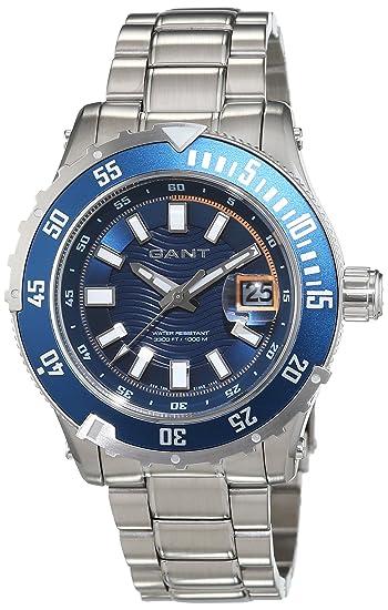 GANT Time Reloj para Hombre de con Correa en Acero Inoxidable W70642
