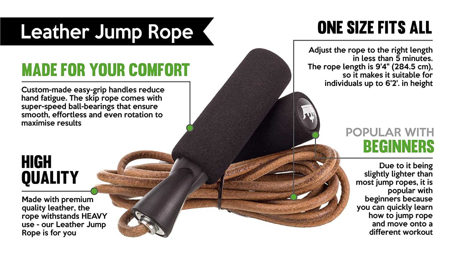how to choose a skipping rope
