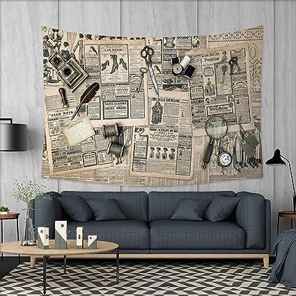 Amazon.com: Anniutwo Clock Home Decorations Living Room ...