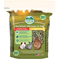(20oz) Oxbow Western Timothy & Orchard Grass Hay Blends