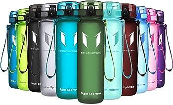 Super Sparrow Sports Water Bottle