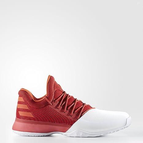 adidas Harden Vol. 1 - Zapatillas de Baloncesto para Hombre, Rojo ...