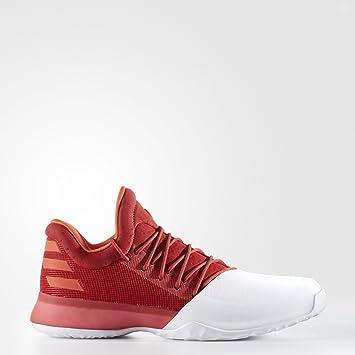 adidas Harden Vol. 1 - Zapatillas de Baloncesto para Hombre, Rojo - (Escarl/FTWBLA/Energi) 54 2/3: Amazon.es: Deportes y aire libre