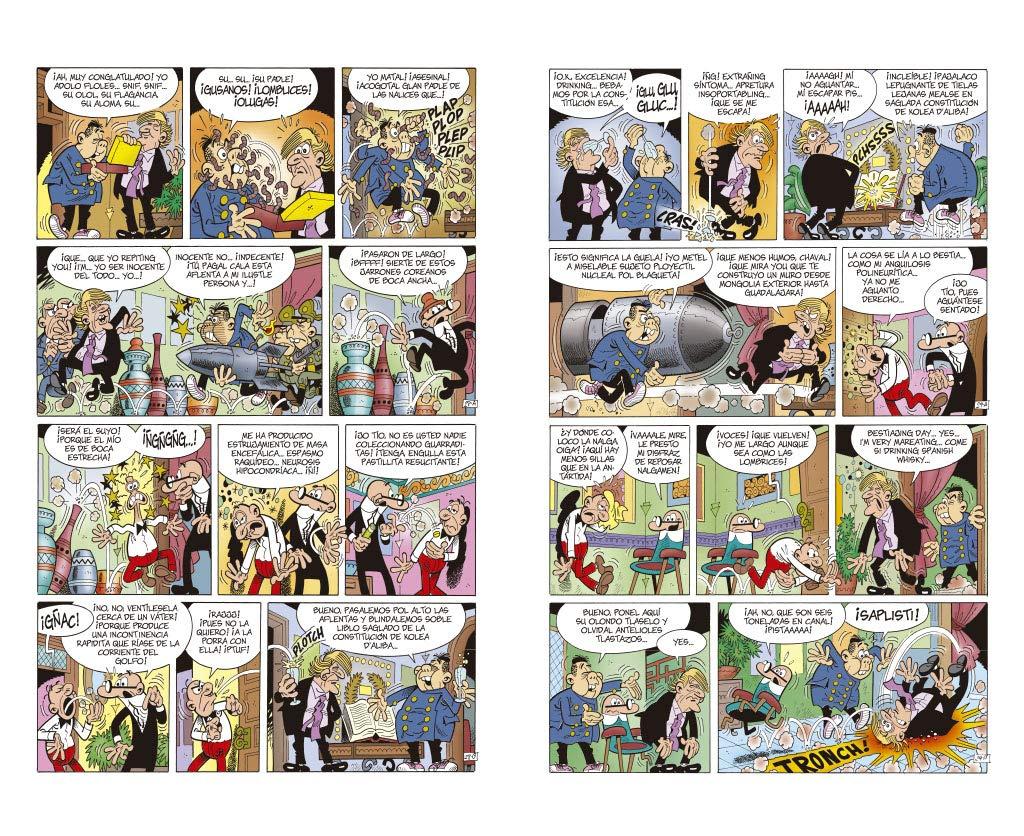 El 60º aniversario (Súper Humor Mortadelo 63): Francisco Ibáñez: 9788402421449: Amazon.com: Books