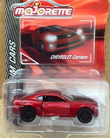 Majorette Dodge Challenger SRT Hellcat ZAMAC Series 5 1:66 238C Free Display Box