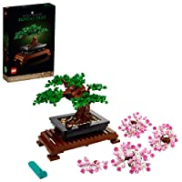 Deals on 878-Pieces LEGO Bonsai Tree 10281 Building Kit
