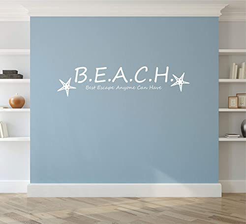 Just Another Day in Paradise Vinyl Wall Decal Wall Sticker Beach Paradise Aloha Palm Trees Sandy Toes Theme Custom Wall Decal Sticker Beach Wall Sign