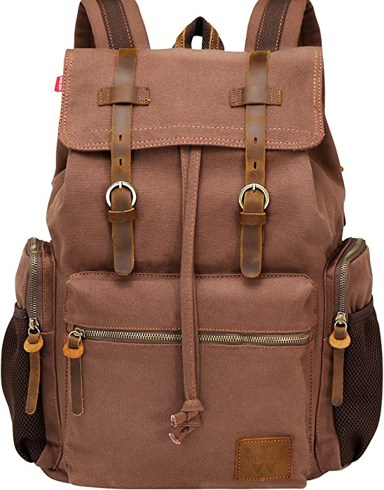 Top 7 Canvas Backpack 17 Inch Laptop