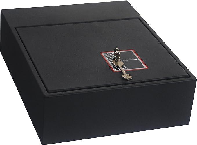 colore Nero Arregui 20000-S7K Cassaforte a scomparsa