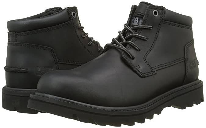 214b51b22fb13c Amazon.com | Caterpillar Mens Doubleday Leather Boots | Chukka