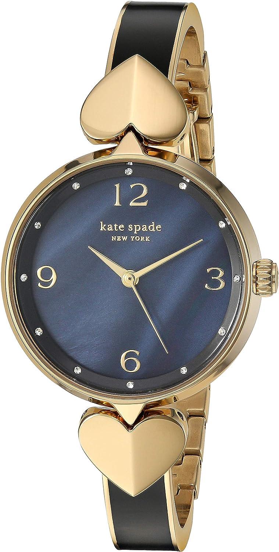 Kate Spade New York Women's Hollis Stainless Steel Dress Quartz Watch